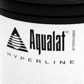 Кокосовый активированный уголь AQUALAT HYPERLINE (Аквалат)