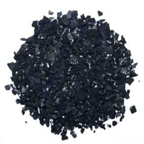 Древесный дробленый (гранулированный) активированный уголь по ГОСТ РФ 6217-74