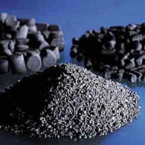 AddSorb VA12 - импрегнированный йодидом калия активированный уголь для очистки воздуха от сероводорода