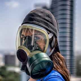 AddSorb MGR - импрегнированный активированный уголь с мультипропиткой для противогазов и СИЗ для удаления ядовитых газов