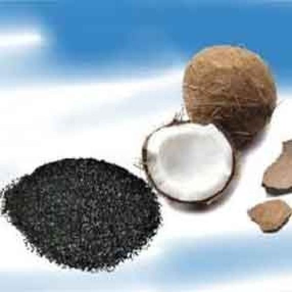 Активированный кокосовый уголь для фильтров водоочистки AquaSorb CS 20x50