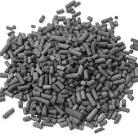 Активированный / активный уголь рекуперационный АР-В ГОСТ 8703-74 для для улавливания паров растворителей ниже 60 °С