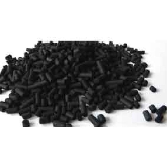 AddSorb Sulfox - активированный уголь без пропитки для удаления сероводорода и меркаптанов диам. 4 мм