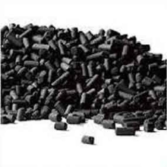 PetroSorb BXB диам. 4 мм - активированный уголь для очистки воздуха и очистки испарений глубоких слоев свалок