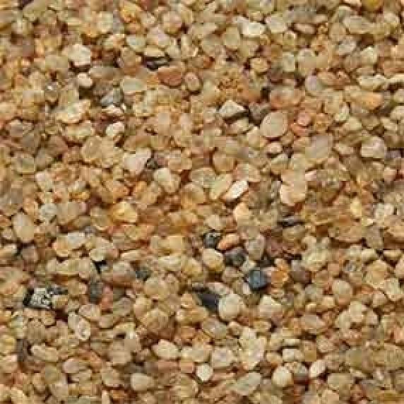 Кварцевый песок в мешках 40 кг кварц зернистый молотый Sibelco Nordic Финляндия 3,0-5,0 мм