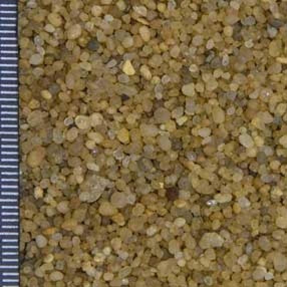 Кварцевый песок в мешках 40 кг материал зернистый дробленый Sibelco Nordic Финляндия 1,0-2,0 мм