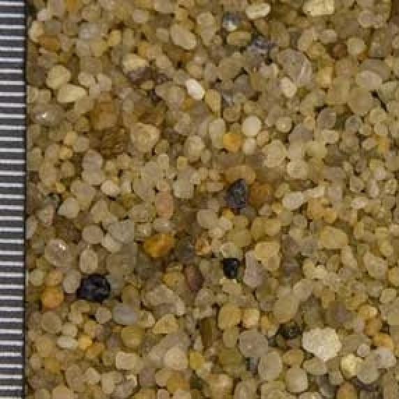 Кварцевый песок в мешках 40 кг кварц зернистый сухой Sibelco Nordic Финляндия 2,0-3,0 мм