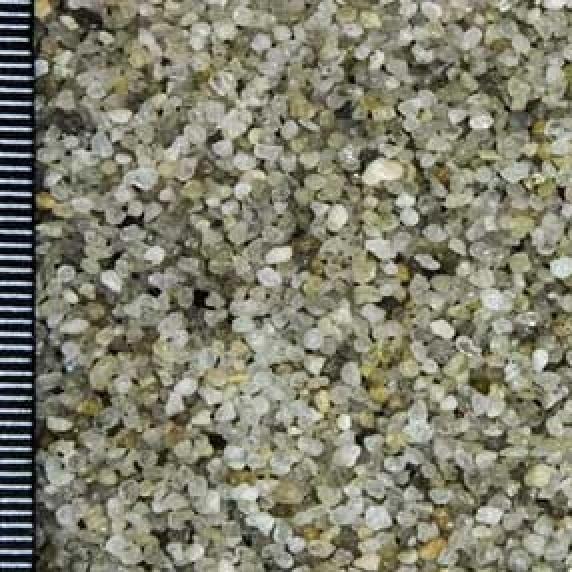 Кварцевый песок в мешках 40 кг кварц зернистый фракционированный Sibelco Nordic Финляндия 0,7-1,2 мм
