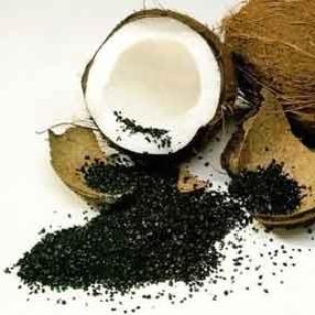 PicaGold G210AS 6x12 активированный уголь для промышленности золотодобычи кокосовый