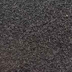 Аddsorb VB1 диам 2 мм - импрегнированный формованный активированный уголь для удаления аммиака гидроксида натрия аминов