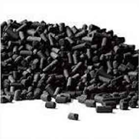 Импрегнированный формованный активированный уголь Аddsorb VА4 диам. 4 мм
